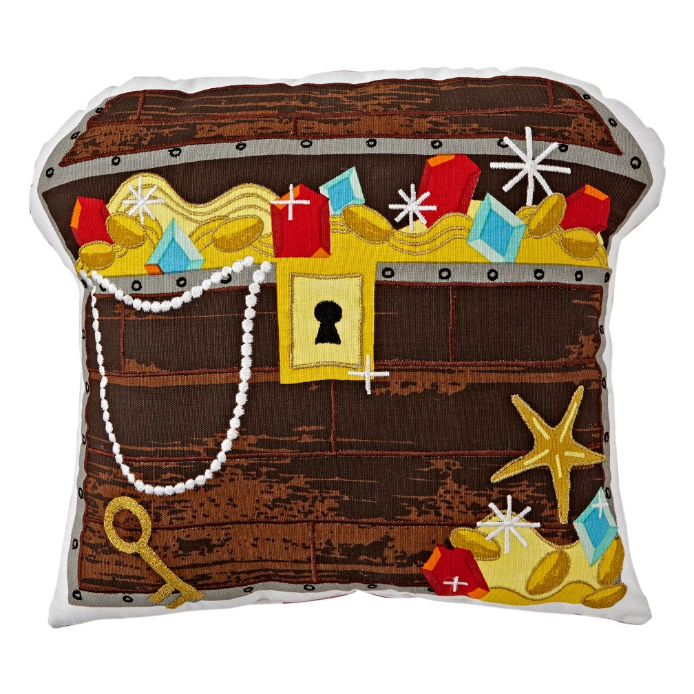 Treasure Chest Pillow