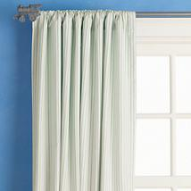 Ticking Curtain Panels