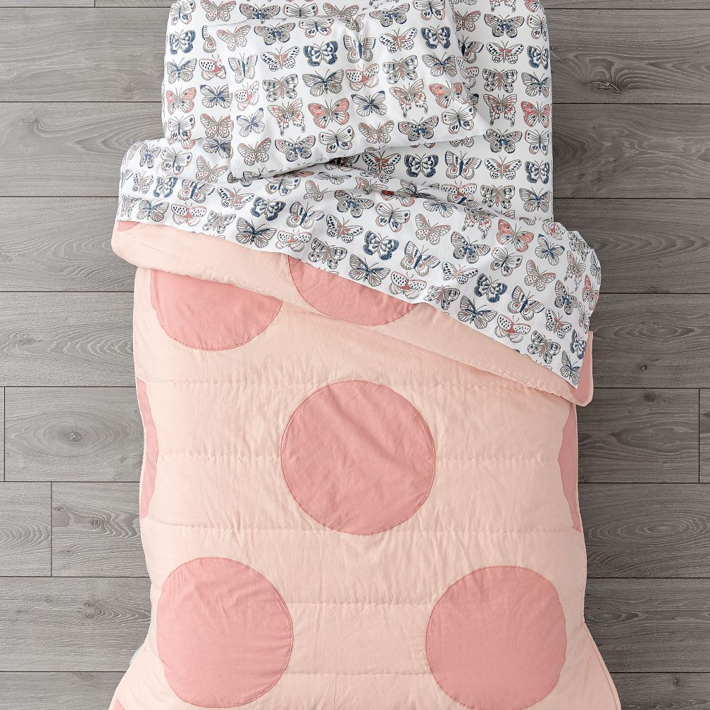 Butterfly Toddler Bedding