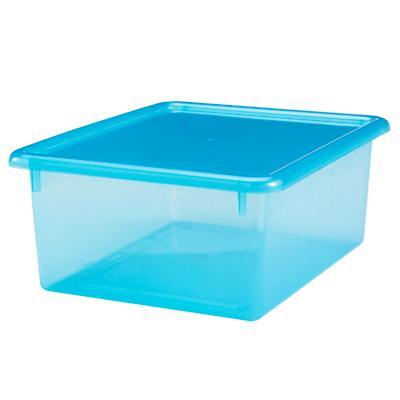 Blue Medium Top Box
