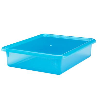 Blue Small Top Box