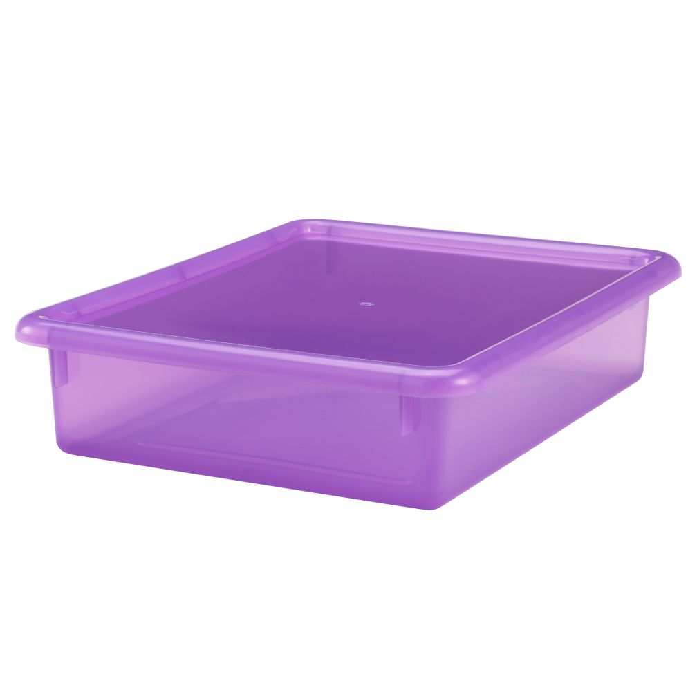 "Purple 3.5"" Top Box"
