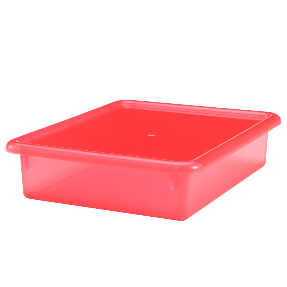 Red Small Top Box