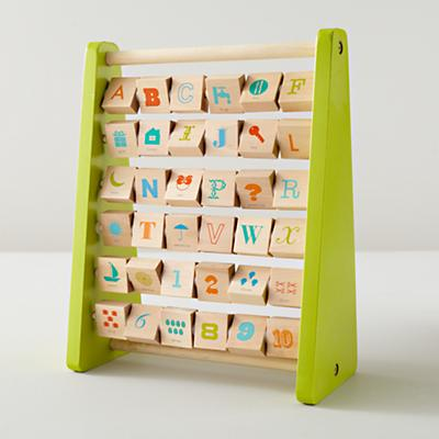 Land of Nod - Can't Spell Abacus Without ABC
