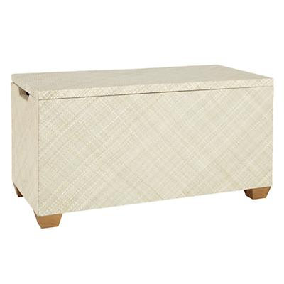 Color Weave Toy Box (Natural)