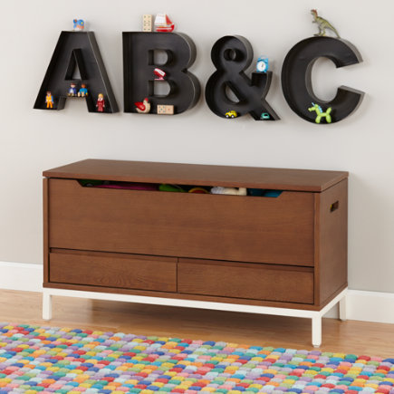 Kids Wall Decor: Metal Hanging Wall Letters - A Magnificent Metal Letter