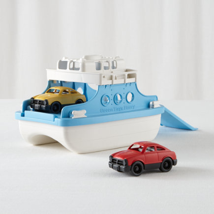 Ferry Kids Bath Toy - Ferry Boat
