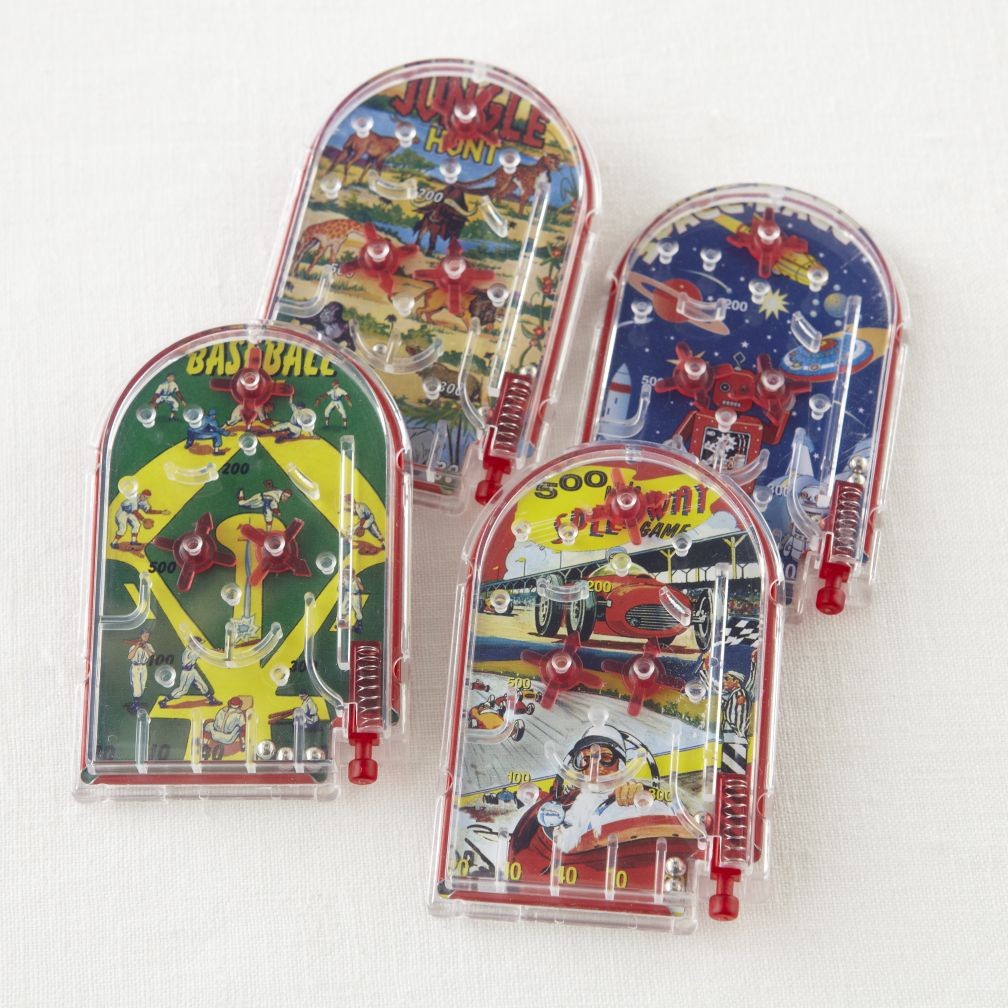 Assorted Mini Pinball Kids Game The Land Of Nod