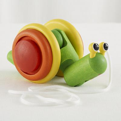 Snail String Pull Toy