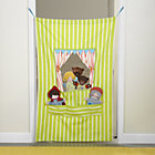 Fabric Doorway Puppet Theater