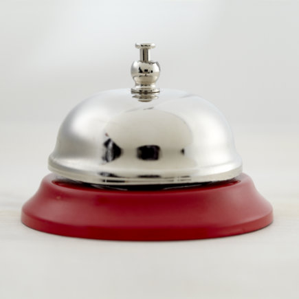 Kids Play Diner Bell - At Your Service Diner Bell