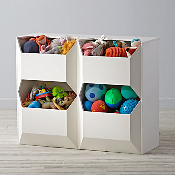 Atrium Toy Box