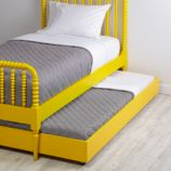 Jenny Lind Trundle Bed (Yellow)