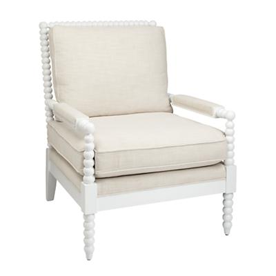 Jenny Lind Chair (Devote Cream)