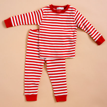 Leveret Striped Baby Boys Girls Footed Pajamas Sleeper % Cotton Kids & Toddler Christmas Pjs (3 Months-5 Toddler) by Leveret. Choose from a red and white candy cane striped set with Elowel Adult Womens Mens Family Christmas Fitted Striped Pajamas % Cotton. by Elowel Pajamas.