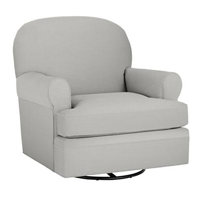 Dylan Swivel Glider (View Grey)