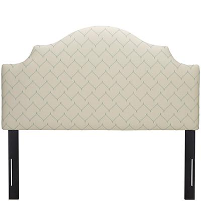 Full Arched Headboard (DuJour Panama)