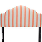 Full Eze Coral Arched Headboard