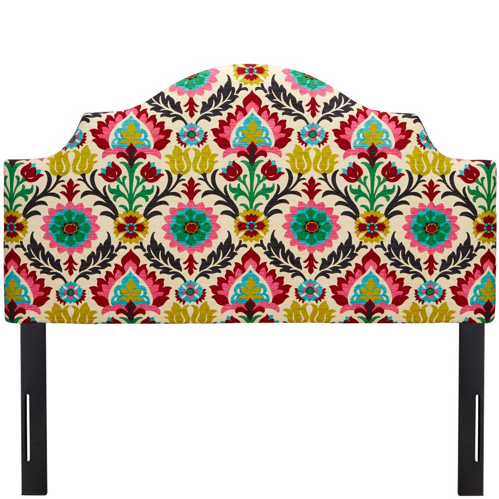 Full Arched Headboard (Santa Maria Desert Flower)