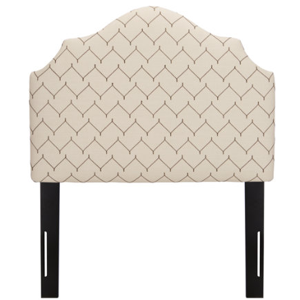 Twin DuJour Malt Arched Headboard