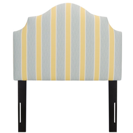 Twin Eze Lemon Arched Headboard