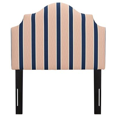 Twin Arched Headboard (Eze Sapphire)
