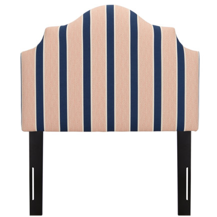 Twin Eze Sapphire Arched Headboard