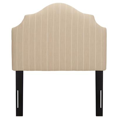 Arched Headboard (Fritz Dove)