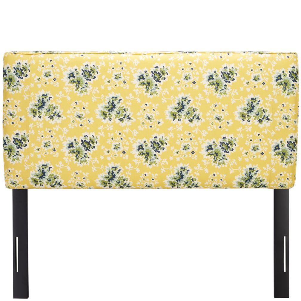 Queen Basic Headboard (Cecilia Lemon)