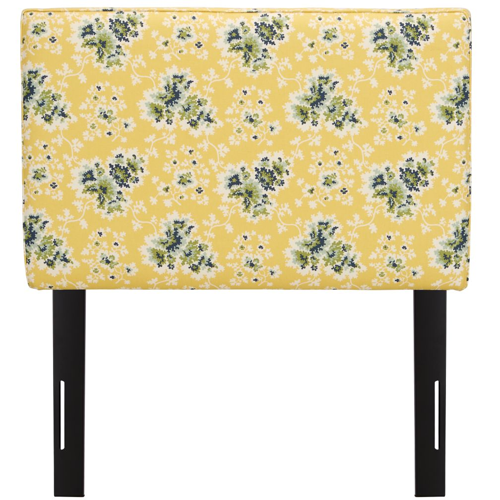 Basic Headboard (Cecilia Lemon)