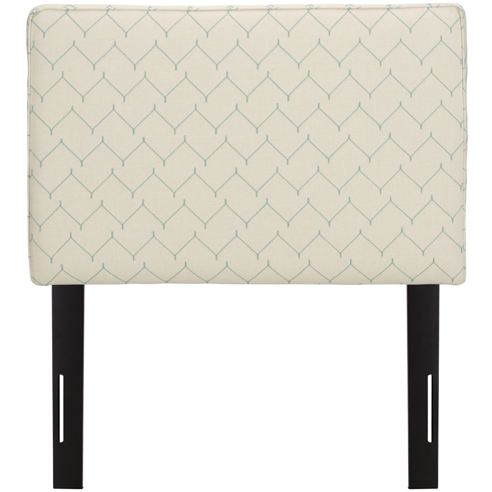 Twin Upholstered Headboard (DuJour Panama)