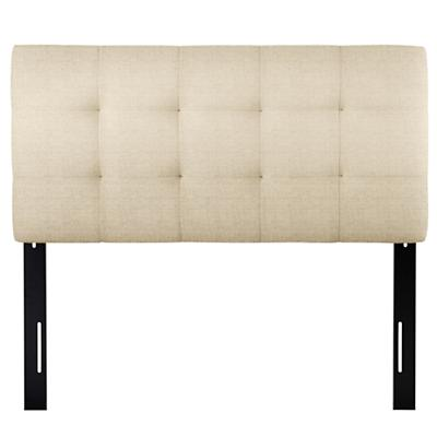 Upholstered Tufted Headboard (Full)