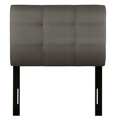 Upholstered Tufted Headboard (Twin)