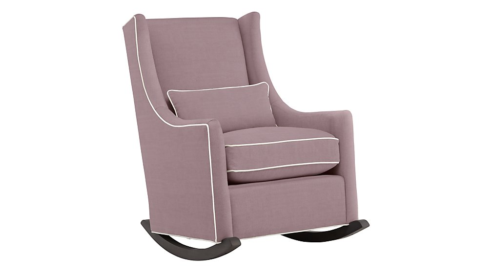 Quincy Rocking Chair (Dee Dee Lilac)