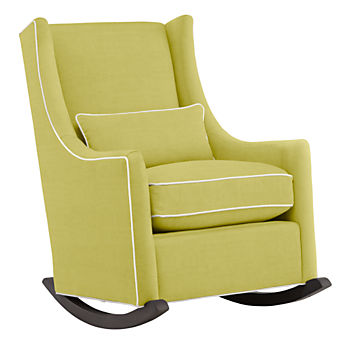 Quincy Rocking Chair (Dee Dee Tropique)