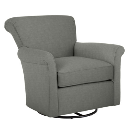 Talbot Cement Swivel Glider