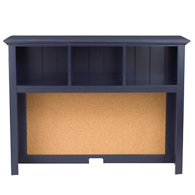 Walden Desk Hutch (Midnight Blue)
