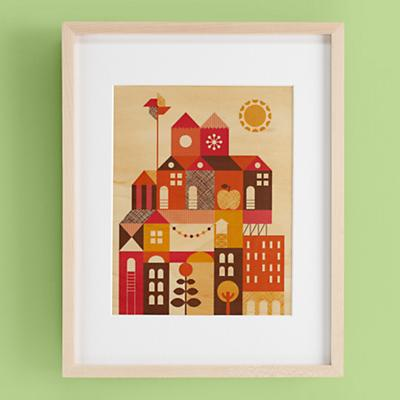 Anytown USA Wall Art
