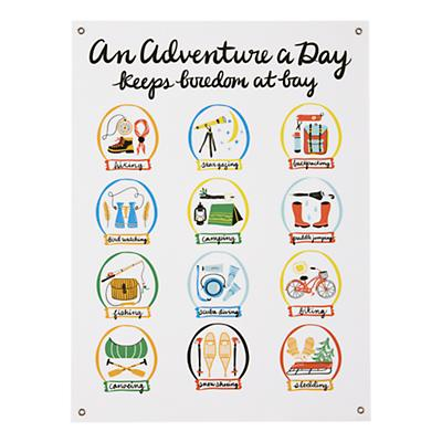 An Adventure a Day Banner