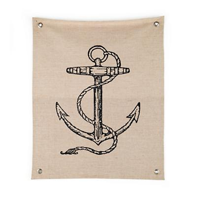 Grand Canvas Anchor Banner