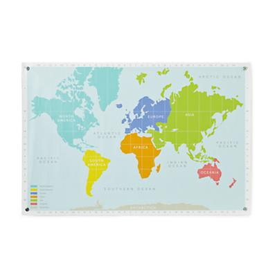 Continental Colors Wall Banner