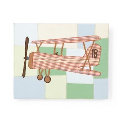 Transportation Sensation Wall Art (Airplane)