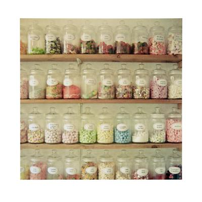 Sweet Shop Wall Art