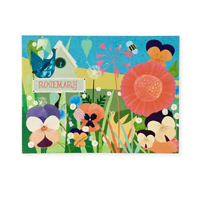 Nom de Bloom Wall Art (Personalized)