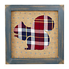 Squirrel Wild Pattern Framed Wall Art