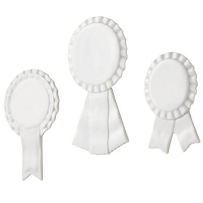 Award Ribbon Wall Décor (Set of 3)
