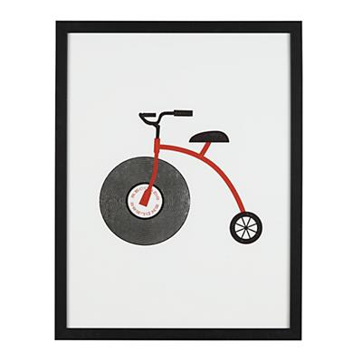 Album Tricycle Wall Art