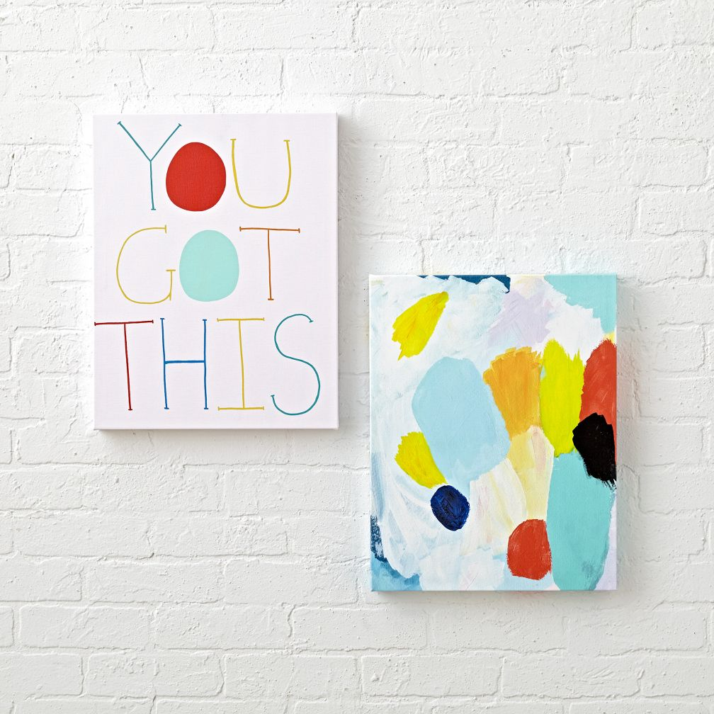 Ashley Goldberg Wall Art (Set of 2)