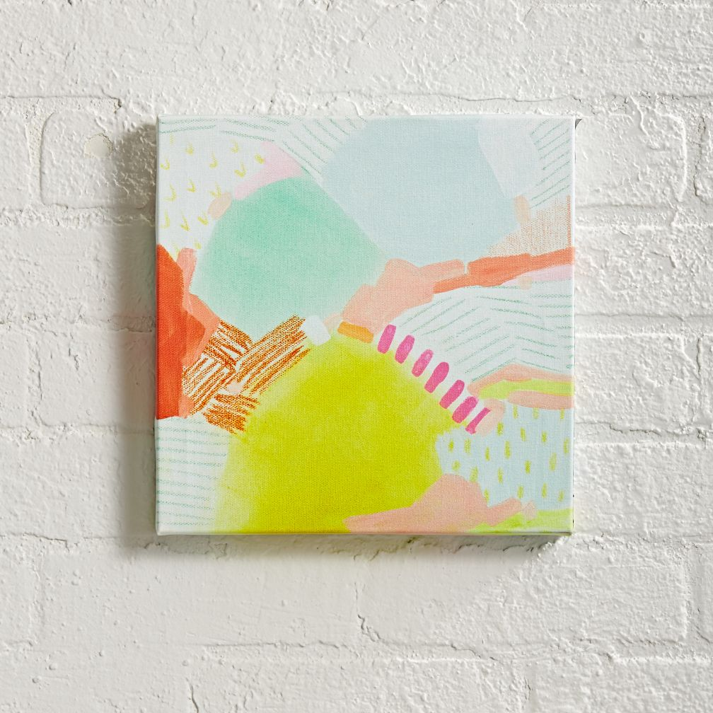 Citron Mountain Wall Art