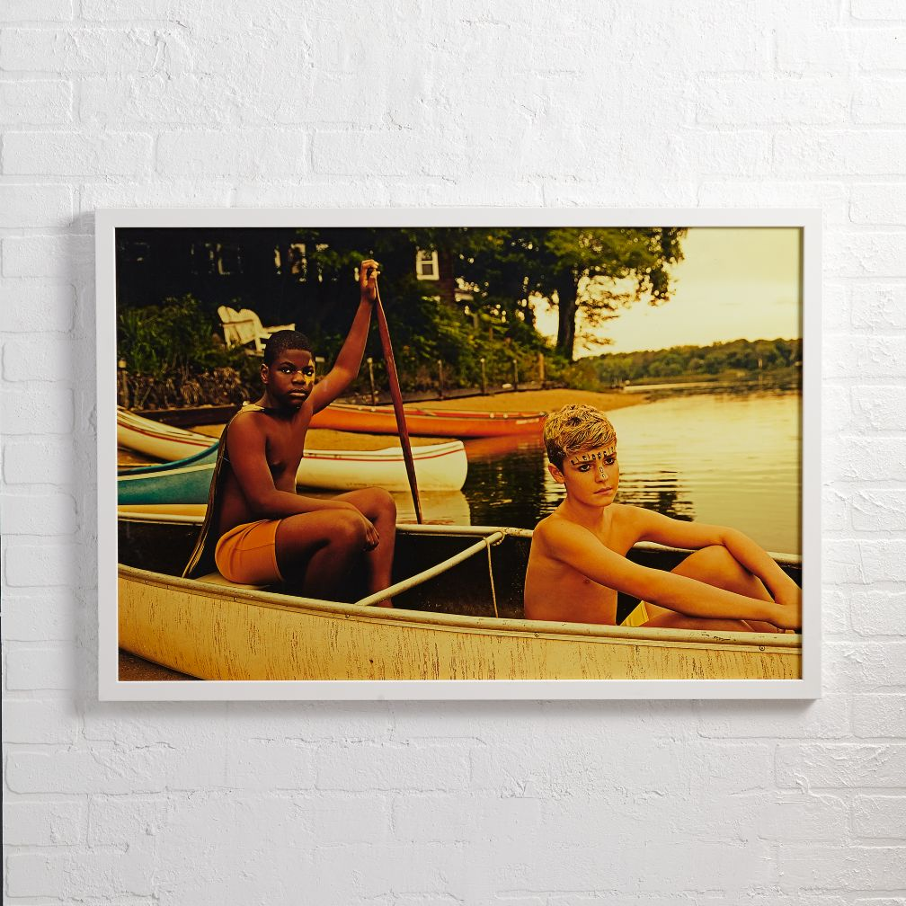 Wandawega Framed Wall Art (Boating)